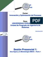 UPeU - Curso - Innovación y Optimización de Procesos