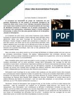 Murray Rothbard Lecteur Des Économistes Français