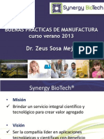 BPM - Synergy BioTech
