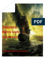 Introduction to Maritime Security