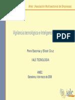 Vigilancia Tecnologica AENOR-IALE 4-3-08