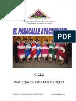 Pasacalle Ayacucho 2013