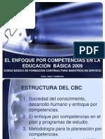 elenfoqueporcompetenciasenlaeducacionbasica-0908182054[1]