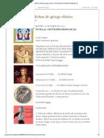 ELLENIZO, fichas de griego clásico_ FICHA 30_ LECTIONES GRAECAE (2)