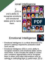 Organizational Behavior - Emotional Intelligence