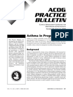 Asma en Gestacion