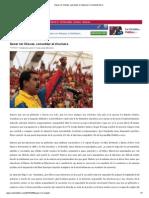 Monedero, J.C. Ganar sin Chávez, consolidar el chavismo, 9-12-13.pdf