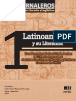 Jornaleros 01 - Latinoamérica y su Literatura