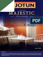 Majestic Catalogue