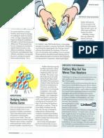 BusinessWeek interviews Tuck School of Business Professor Praveen Kopalle on Dodging India's Karma Curse, 7/2/09
