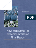 New York State Tax Relief Commission Final  Report