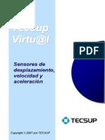 4 Sensores de Desplazamiento, Velocidad y Aceleracion
