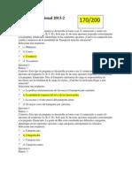 Evaluación Nacional 2013 unad_Sistemas y servicios de transporte