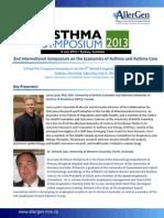 Asthma Symposium Agenda v.5 2013