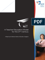 A Teacher Education Model