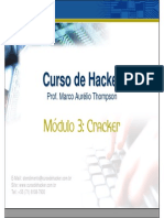 Curso de Hacker Mdulo 3 de 10 (CRACKER)