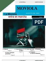 Boletín Cultural La Moviola Nº1