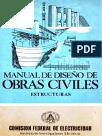 Manual de Diseno Obras Civiles-CFE-ESTRUCTURAS