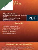 Alex Clientes WS Virtualization Partner Summit Mexico