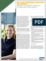 SAP Asset Retirement Obligation Management
