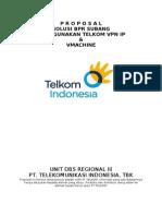 TelkomCloud Vmachine