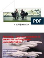 CRM Dead or Dying