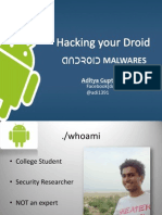 HackingyourDroid Slides