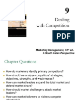 Ch 9-Dealing With Competition