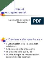 Philosophie et entrepreneuriat