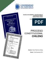 Proceso Constitucional Chileno