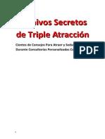 Archivos Secretos de Triple Atraccion