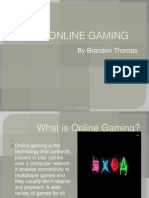 group project online gaming