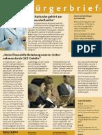 Nr. 2 November 2006_Buergerbrief