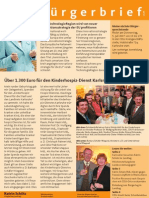 Nr. 4  Juni 2007_Buergerbrief