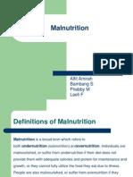 Malnutrisi b.ing