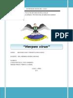 Herpesvirus de Fabricio