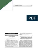 DL 1099 Acciones de Interdiccion de La Mineria Ilegal