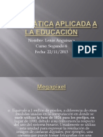 Informática Aplicada a la Educación