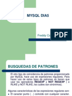 Mysql Dia5