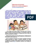 1006 Teorías del aprendizaje en los modelos Lec 4