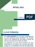 Mysql Dia3