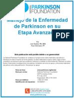 Manejo de La Enfermedad de Parkinson en Su Etapa Avanzada - Joan Gardner