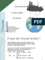 Trabalho Bio Chuvas Acida 2007