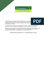 Evergreen Tv