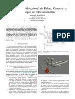 El Probador Bidireccional de Esfera, Concepto y Principio de Funcionamiento