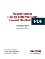 Neurobiology of Mindfulness