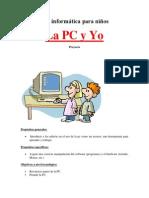 Proyecto de informática para niños