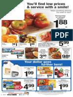 King Soopers超级市场12月11日到17日优惠