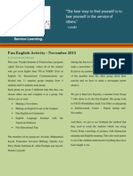 Fun English - PAUD
