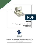 Python Pyqt manual